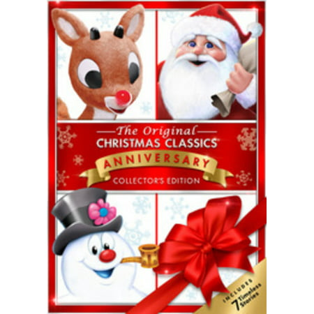 The Original Christmas Classics (Anniversary Collector's Edition) (DVD) - 99 Must Have Halloween Classics