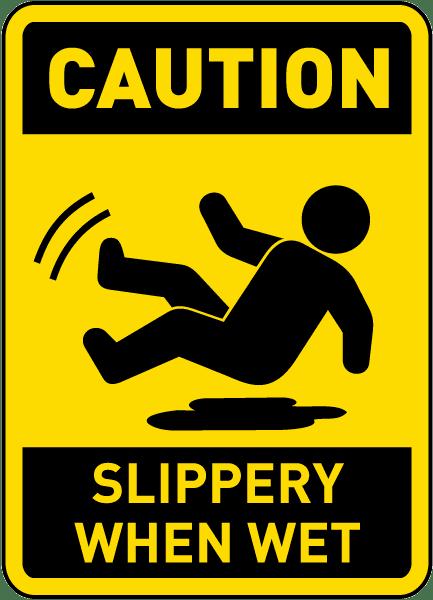 Caution ass