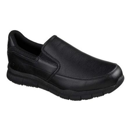 Men's Skechers Work Relaxed Fit Nampa Groton Slip Resistant Shoe