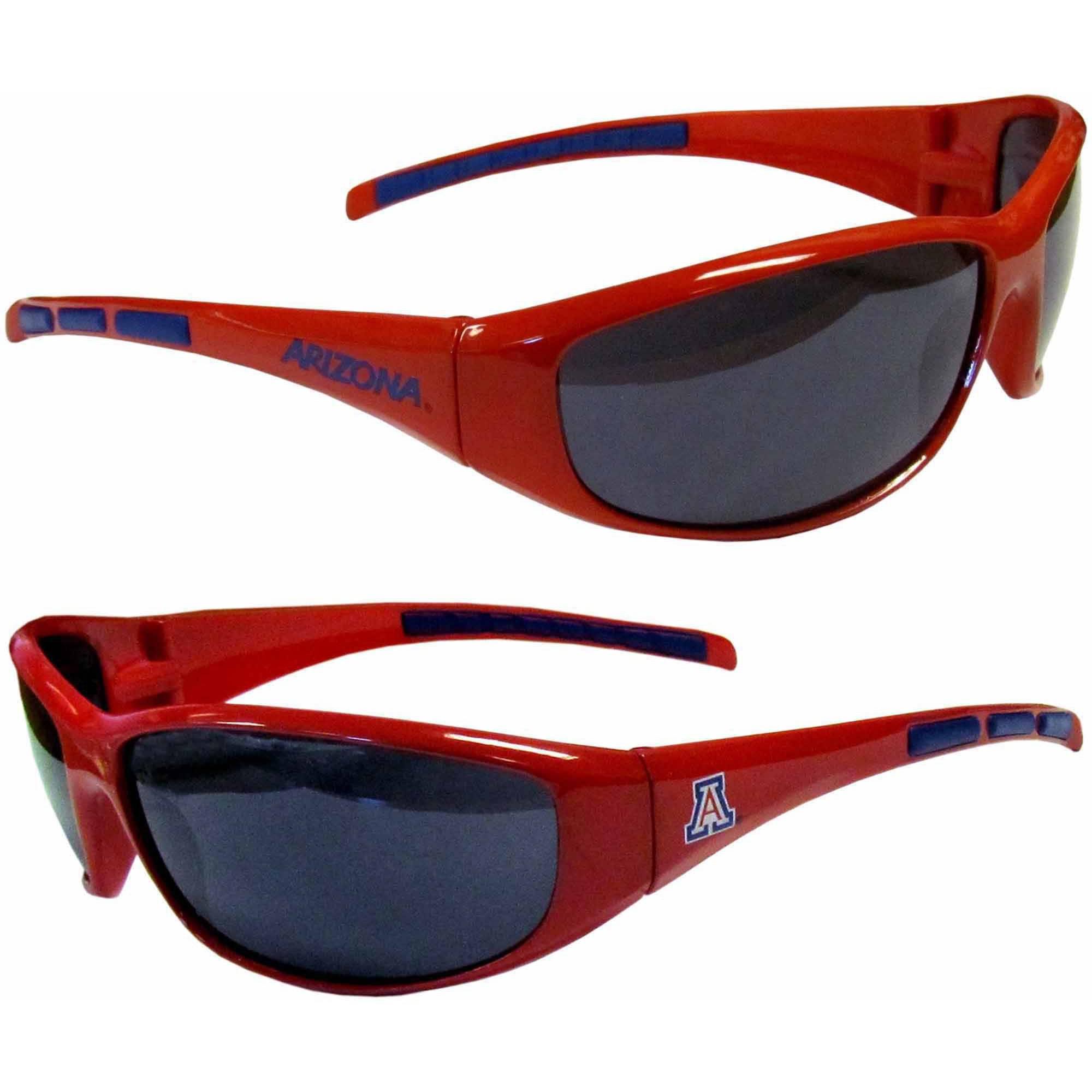 NCAA Arizona Wrap Sunglasses