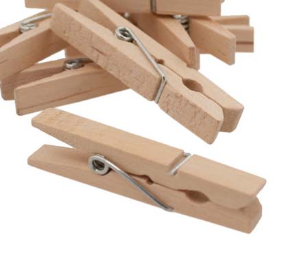 Mainstays Clothespins 50 Pack