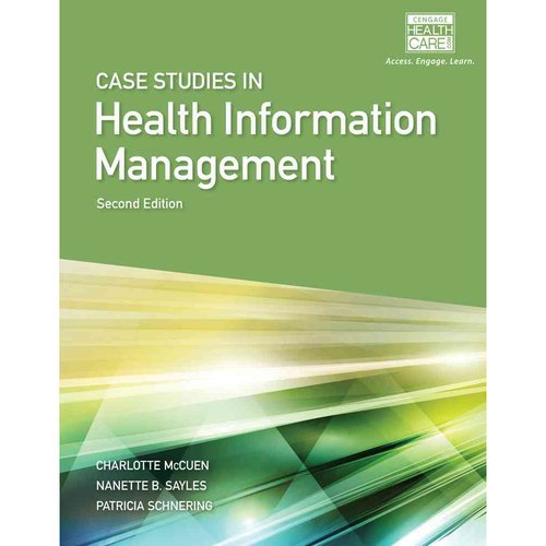 case studies in health information management quizlet Legal and ethical aspects of health information hitt 10 case study a compliance with privacy and confidentiality aspects of health information management.