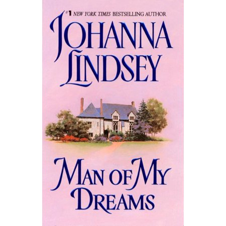 Man of My Dreams, Johanna Lindsey Paperback - image 1 de 1