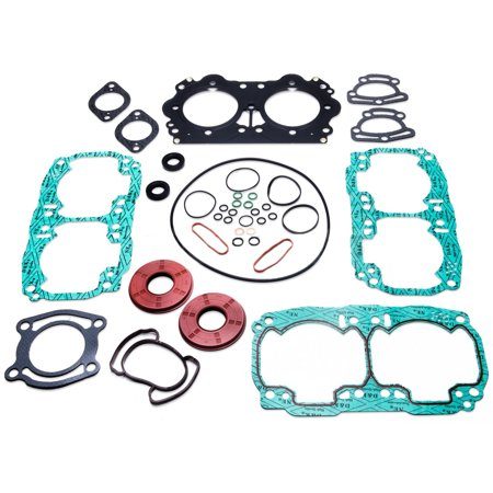 Sea Doo 947 951 GSX GTX LRV RX XP Carb Complete Engine Rebuild Gasket Seal  Kit