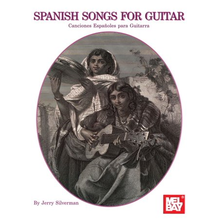 Spanish Songs for Guitar - eBook - Spanish Birthday Song