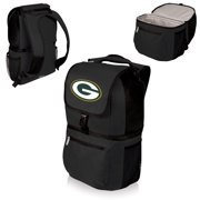 Green Bay Packers Zuma Cooler Backpack - Black - No Size