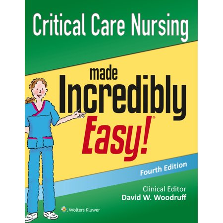 Critical Care Nursing Made Incredibly Easy! (Coping With Placing Spouse In Nursing Home)