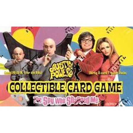 Austin Powers Outfit (Austin Powers: CCG - The Spy Who Shagged Me - Booster)