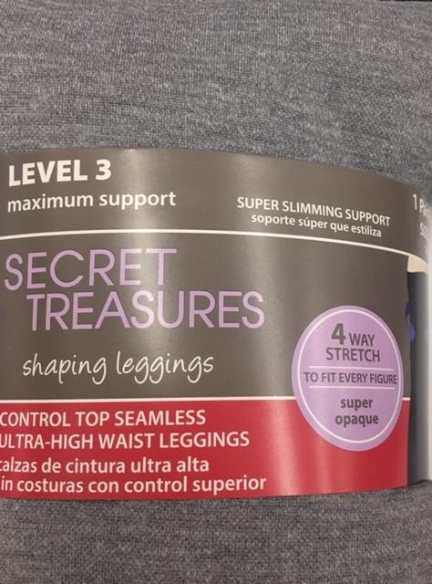 Secret Treasures Shaping 1pk Legging