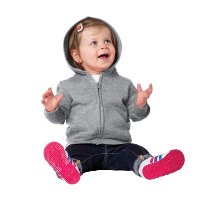 - Precious Cargo Infant Full-Zip Hooded Sweatshirt