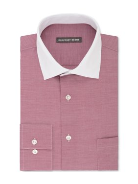 geoffrey beene mens wrinkle free button up dress shirt