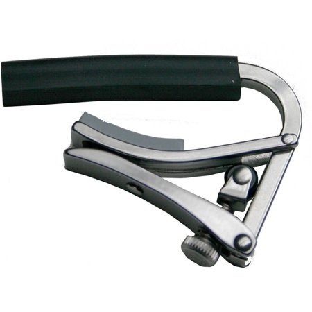 Shubb Banjo Capo - Shubb C3 12-String Guitar Capo - Nickel Plated