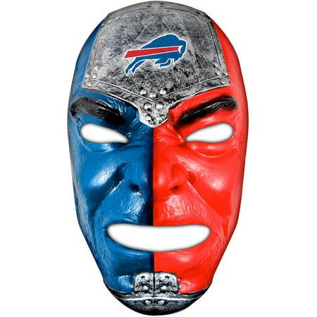 Franklin Sports NFL Team Fan Face (Buffalo Mask)