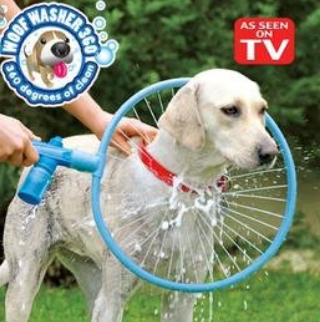 Woof Washer 360 - Perfect Dog Washing Station for Your Dog