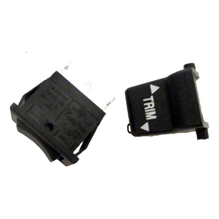 OEM Volvo Penta OEM Trim & Tilt Remote Control Switch 3856844 ()