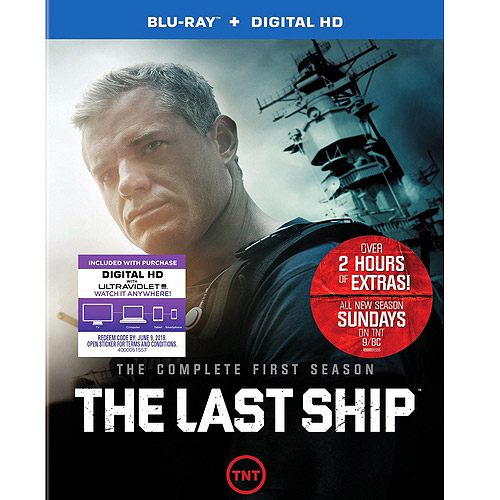 The Last Ship: The Complete First Season (Blu-ray   Digital HD With UltraViolet) (Widescreen)