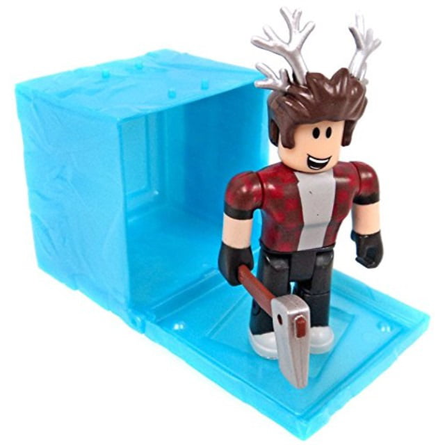 Roblox Series 3 Lumberjack Tycoon Action Figure Mystery Box