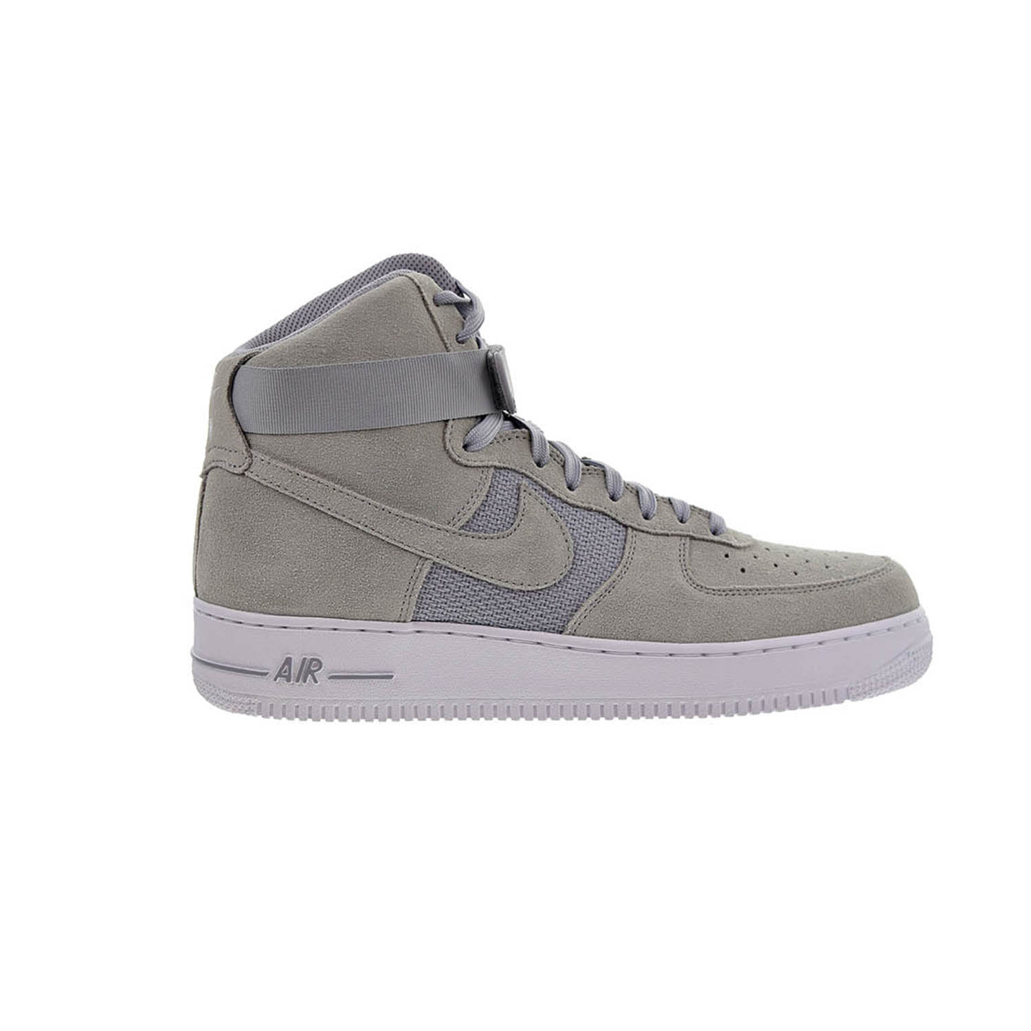 Nike Air Force 1 High 07 Men's Shoes Pure Platinum/White/...