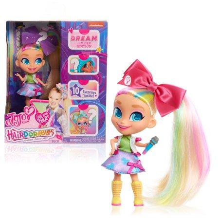 JoJo Siwa JoJo Loves Hairdorables Limited Edition Collectible Doll ()