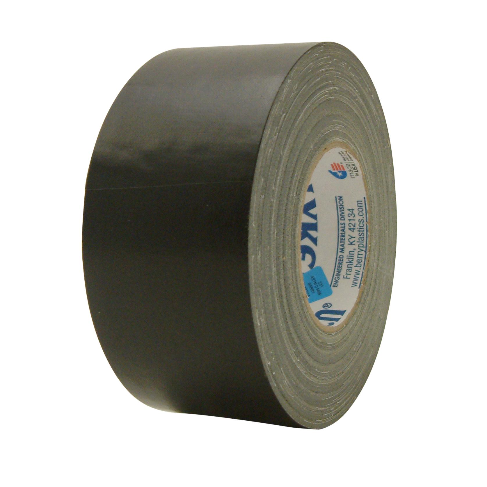 Polyken 231 Military Grade Duct Tape: 3 in. x 60 yds. (Black) *branded