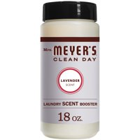 Mrs. Meyers Clean Day Laundry Scent Booster, Lavender Scent, 18 fl oz