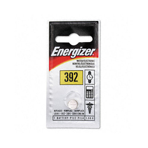 Energizer Battery Co Ener 1.5V Watch Battery 392Bp Pack Watch & Calculator
