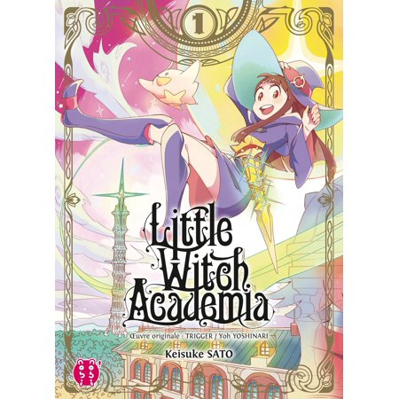 Little Witch Academia T01 - eBook