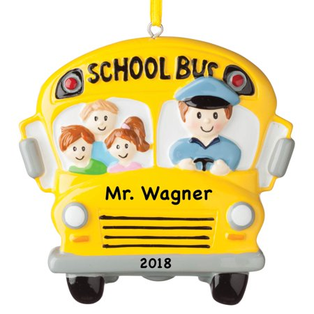 School Bus Driver Personalized (Driver Personalized)