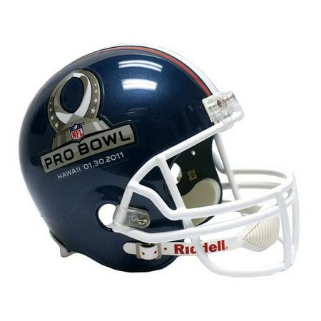 Pro Bowl 2011 Riddell Deluxe Replica - Riddell Pro Line Super Bowl