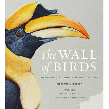 The Wall of Birds (Hardcover) (Kim Walker)