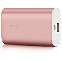 5200mAh Power Bank, iXCC Ultra Compact Portable Battery (...