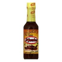 El Yucateco Chipotle Sauce, 5 OZ (Pack of 12)