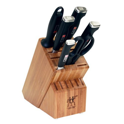 ZWILLING J.A. Henckels TWIN Four Star II 7-pc Knife Block Set