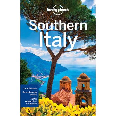 Southern Italian (Travel guide: lonely planet southern italy - paperback: 9781786573674)