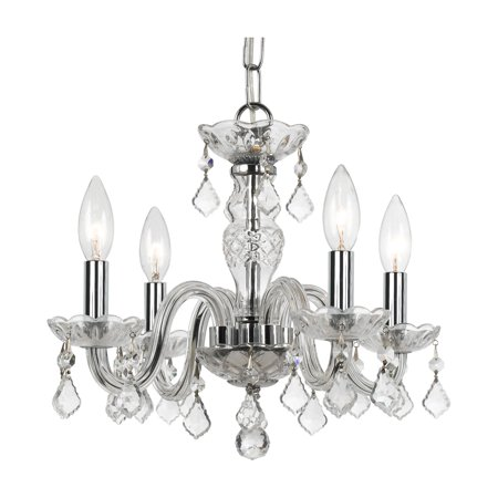 - elight DESIGN ED06710CH Crystal Chandelier
