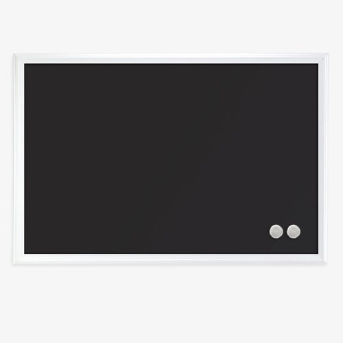 U Brands LLC Magnetic Wall Mounted Chalkboard by