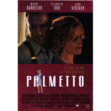 Palmetto Poster Movie Mini Promo