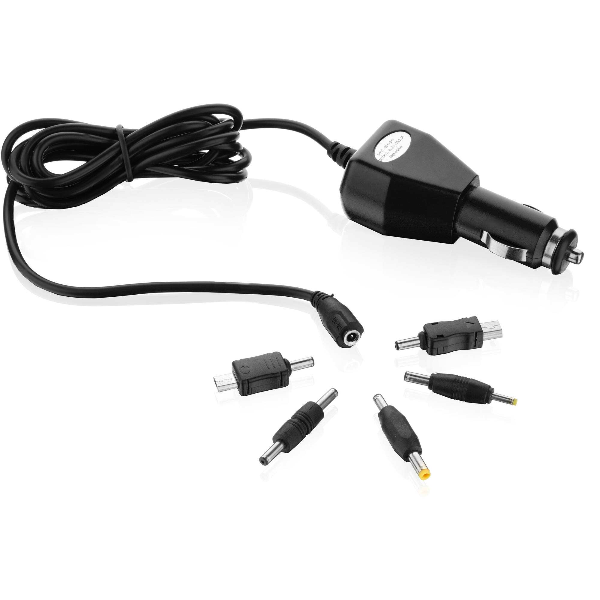 Bravo View CGR-1GPS – 2.1-amp Universal GPS Car Charger