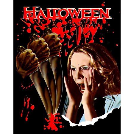 Halloween POSTER Movie C Mini Promo - Halloween 1978 Trailer Hd