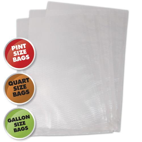 Weston Vacuum Sealer Bag, 50 Pack 30-0107-W