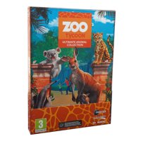 Zoo Tycoon Ultimate Animal Collection PC Game - Build, manage and maintain your dream Zoo!