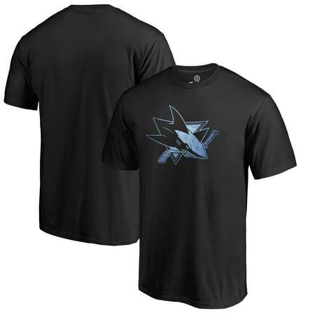 San Jose Sharks NHL Pond Hockey T-Shirt - Black](Halloween Parties In San Jose)