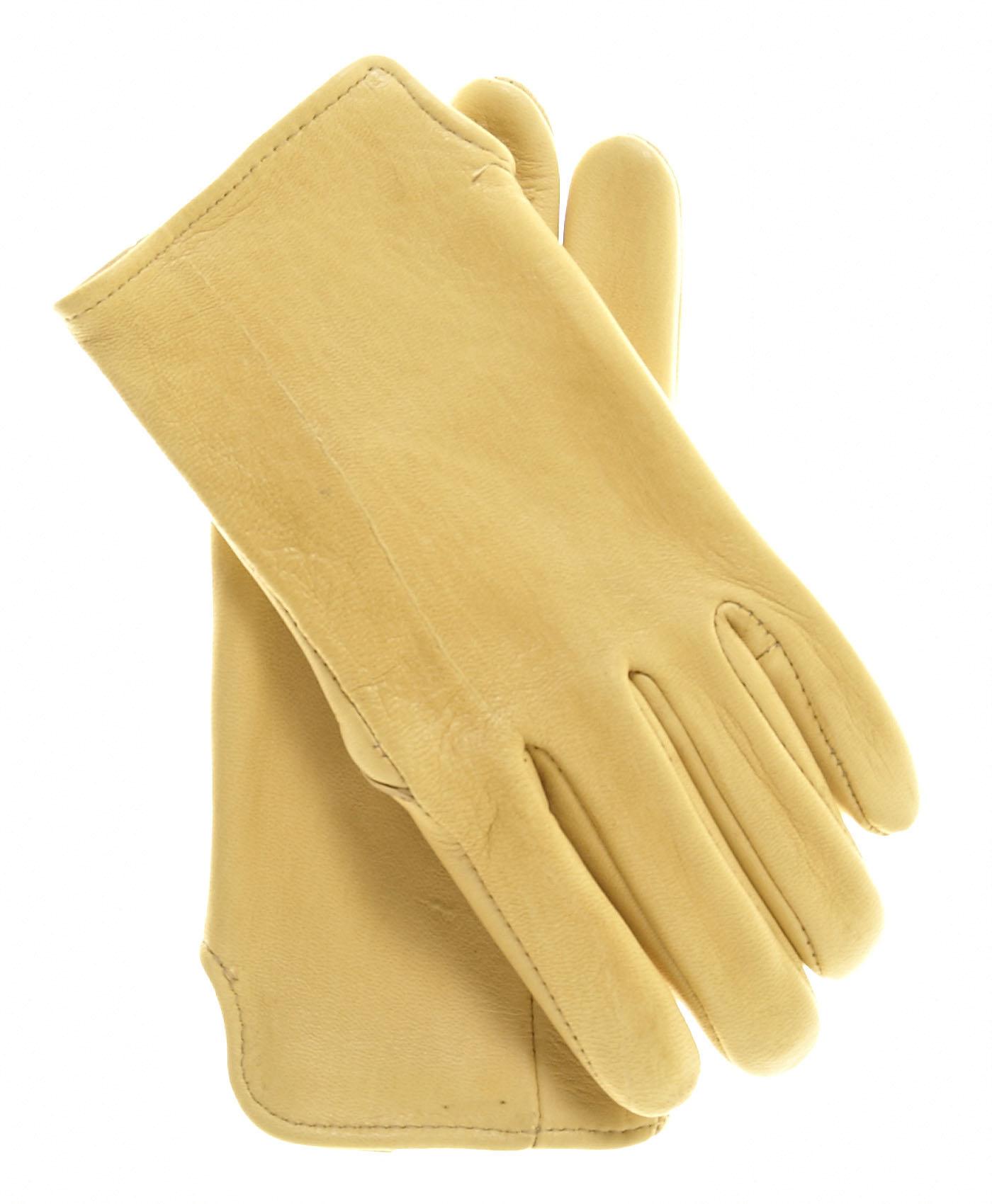 Geier Glove Men's Thinsulate Lined Elkskin Gloves
