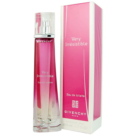 Givenchy Very Irresistible Eau de Toilette Perfume for Women 1.7