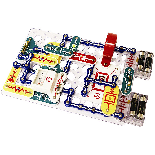 Elenco Snap Circuits Pro 500 Experiments