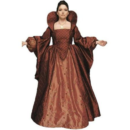 Elizabeth Costume (Adult Authentic Queen Elizabeth Theater)
