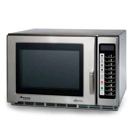 Amana - RFS18TS - 1800 Watt Digital Commercial Microwave Oven