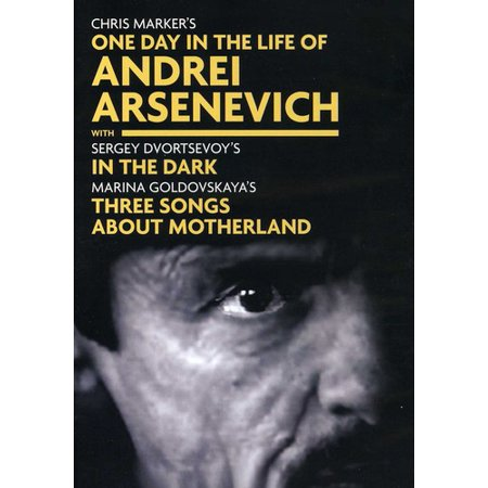 One Day in the Life of Andrei Arsenevich / In the Dark / Three Songs AboutMotherland (DVD)