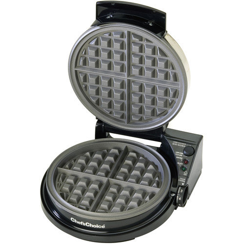 Chef's Choice Belgian Pro Waffle Maker with Rib Cover