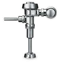 SLOAN Manual Flush Valve,Urinal,0.25 gpf Royal 186-0.25